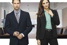 Corporate Uniforms / Stylish #Corporate #Uniforms