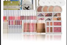 Makeup Products and Swatches