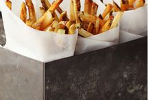 Foods services Frites