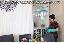 Thiết kế nội thất chung cư / Hình ảnh các công trình đã thiết kế và thi công nội thất chung cư