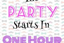 online party plan