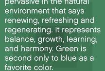 Favorite color! GREEN!