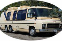 US Classics  (Motorhomes & Caravans)