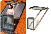rooftop window ideas