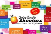 Web hosting / We provide Best Hosting services