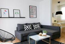 home style | den
