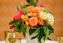 Wedding Details | Centrepieces
