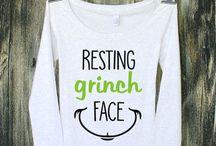 Christmas T-shirt's