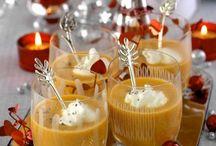 świąteczne inspiracje / jak można udekorować stół na Święta