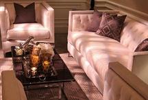 INSPIRATION: Lounge Lights