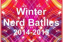 Winter Nerd Battles 2014-2015