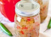 Recipes - Canning & Preserves