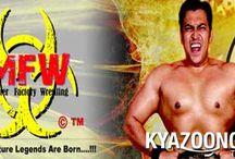 KyaZoonga: Register for MFW Pro Wrestling Training Session.