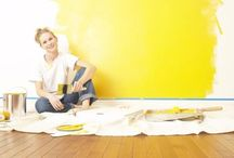 DIY Home: Walls / by Stacey Merrill