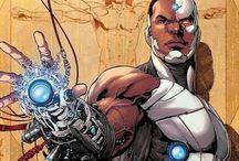 Cyborg DC comics / Cyborg - Victor Stone