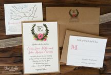 Invitations - save the date