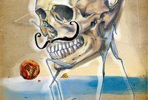Dali art / Salvador dahli
