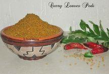 Home Made Spice Powders