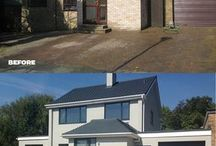 House front transformations