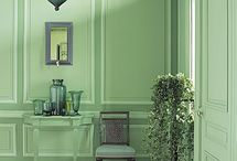 decoration: green