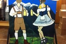 Oktoberfest ideas / by Schanen Smith