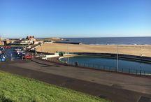 Beaches / Beautiful beaches in Norfolk