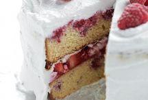 Sugar Free Cakes & Frostings