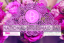 National Bridesmaid Day / Coming exclusively to Hen Heaven in partnership with Butlers In The Buff UK , a special day dedicated to all bridesmaids out there!