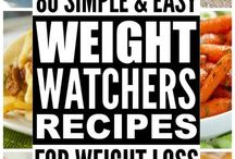 weight watchers/healthy food