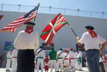 U.S. Basque Festivals / Read about Basque festivals in the American West