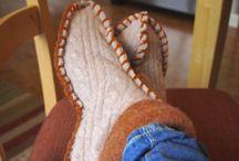 Botoșei, papuci