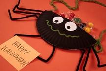 INTACT Halloween Children Crafts