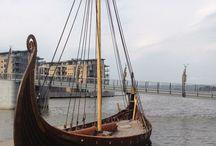 Saga Oseberg / Viking skip