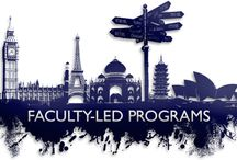 UMW Faculty-Led Study Abroad Programs / Study Abroad with UMW!