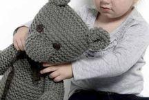 Tricot.  Crochet