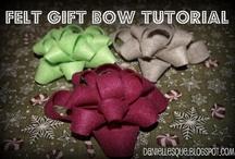 gift wrap. / by Danielle