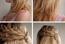 Hair Ideas/ Make Up / by Ashley Nicole