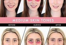 Make up / Make up ideas