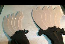 La spada dei pirati / Spade in legno realizzate a mano