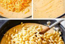 Cheese macaroni pasta spaghettig
