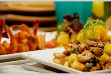 Mango Jackfruit / This board is especially dedicated to the signature seasonal dishes of Peninsula Grand