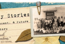 Family Stories Blog / by Caroline Pointer