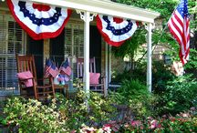 Entertaining.....July 4th / by Cathy Oliver