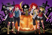 Inazuma Eleven GO Halloween