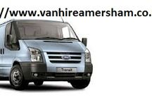 Van Hire Company Amersham / We are a well-established van hire company operating in Amersham and surrounding areas for many years. We specialize in local and national deliveries.