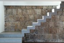 escadas moderna