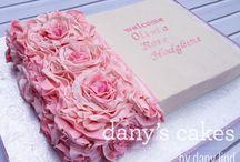Decorative Sheet cakes