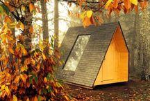 Cabana para o quintal