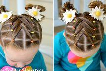 Плетение кос. Девочкам.