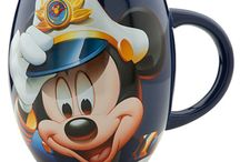 Gift Shop / A board for exciting new gifts and merchandise on Disney Cruise Line.